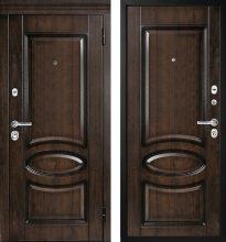 Изображение товара Входная дверь МетаЛюкс М 71 с капителью