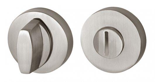 Изображение Ручка поворотная WC-BOLT BK6/URB SN-3 Матовый никель
