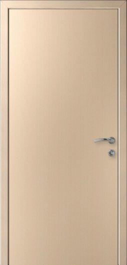 Изображение Межкомнатная гладкая дверь KAPELLI Classik Беленый дуб глухая