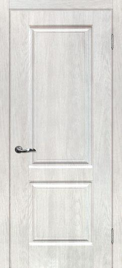 Изображение Межкомнатная дверь с ПВХ-пленкой Версаль 1 Дуб жемчужный глухая