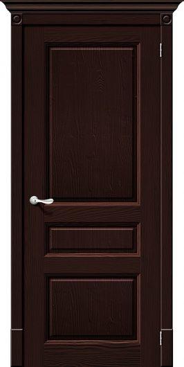 Изображение Межкомнатная дверь RIF-массив Vi LARIO Леонардо Т-19 (Венге) глухая