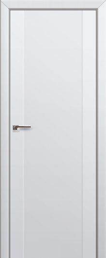 Изображение Межкомнатная дверь с экошпоном 20U Аляска глухая