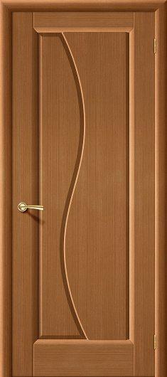 Изображение Межкомнатная дверь шпон файн-лайн  Vi LARIO Руссо Ф-11 (Орех) глухая