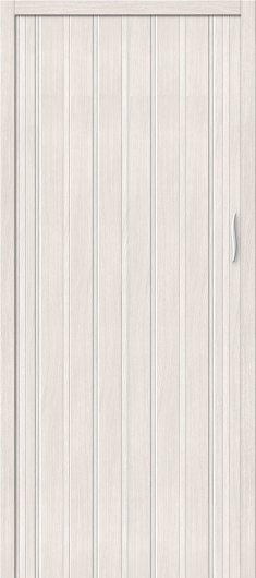 Изображение Межкомнатная раздвижная дверь Браво-008Белый Дуб глухая