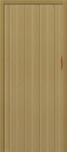Изображение Межкомнатная раздвижная дверь Браво-008 Светлый Дуб глухая