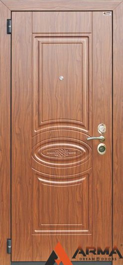 Изображение Входная дверь ARMA Duos Клен тисненый