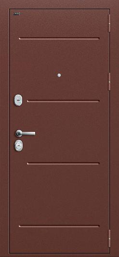 Изображение Входная дверь Т2-223 Антик Медь/Wenge Veralinga глухая