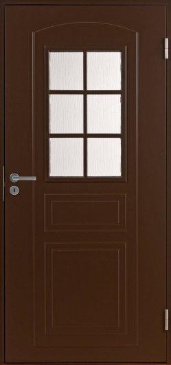 Изображение Входная дверь Jeld-Wen B0020 Коричневый