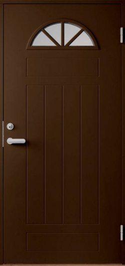Изображение Входная дверь Jeld-Wen B0050 Коричневый