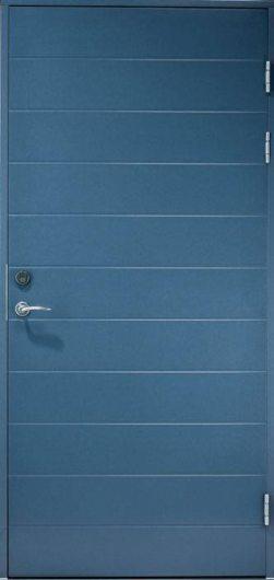 Изображение Входная дверь Jeld-Wen модель Function F1893 синяя