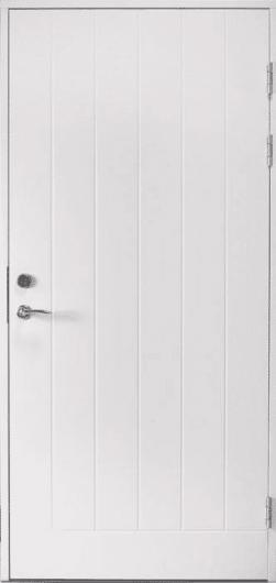 Изображение Входная дверь Jeld-Wen FUNCTION F1894 Белая