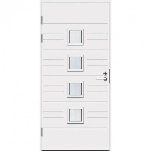 Изображение Входная дверь Jeld-Wen модель FUNCTION F1896 W84 белая