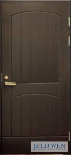 Изображение Входная дверь Jeld-Wen Function F2000 коричневая
