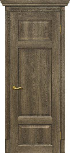 Изображение Межкомнатная дверь с эко шпоном Мариам Тоскана - 3 Бруно глухая