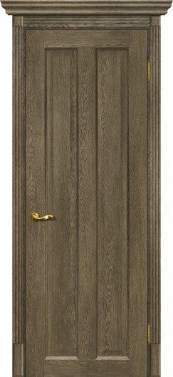 Изображение Межкомнатная дверь с эко шпоном Мариам Тоскана - 5 Бруно глухая