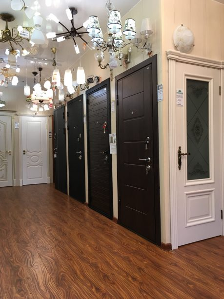 Акция в интернет-магазине Двери СК Скидка 7% на входные и межкомнатные двери Браво