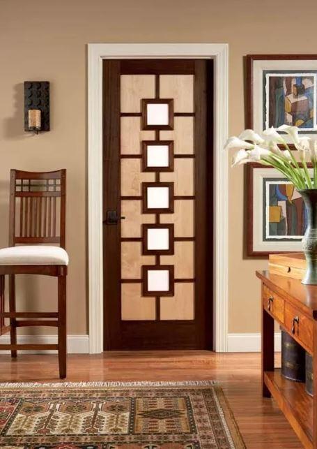 Двери в стиле арт-деко